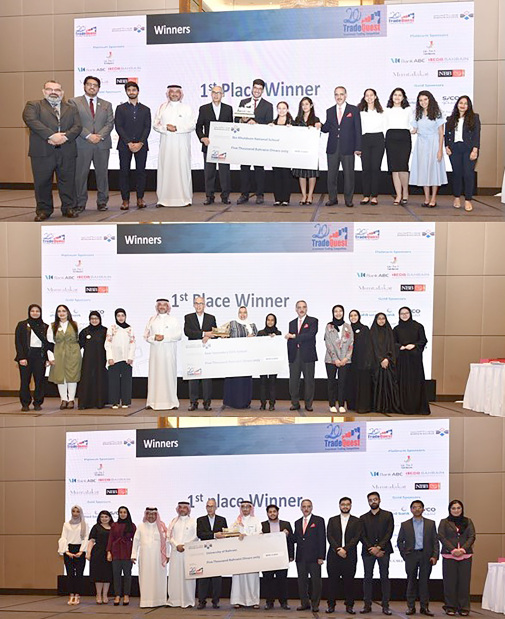 TradeQuest project winners awarded