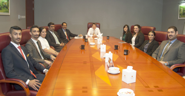Gulf Hotels Group expands training programme