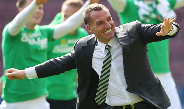 Rodgers rules out replacing Wenger