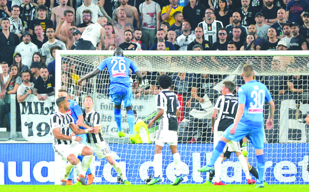 Koulibaly stars as Napoli down Juve