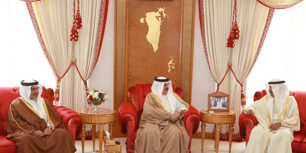 Bahrain leadership focus on national development