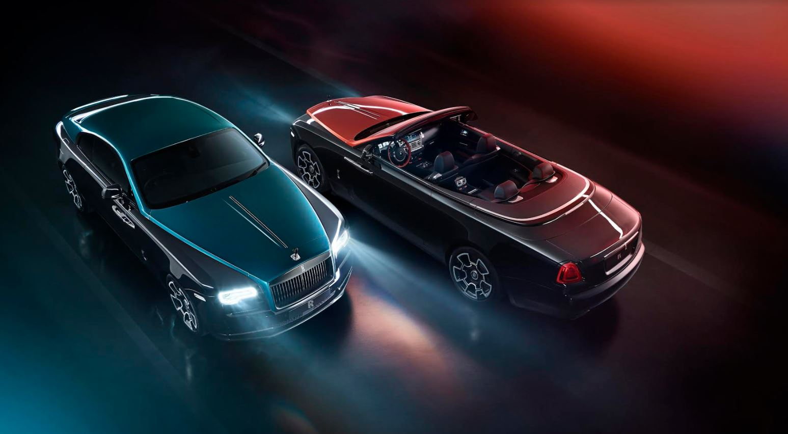 Adamas collection takes Rolls-Royce Black Badge further into the darkness