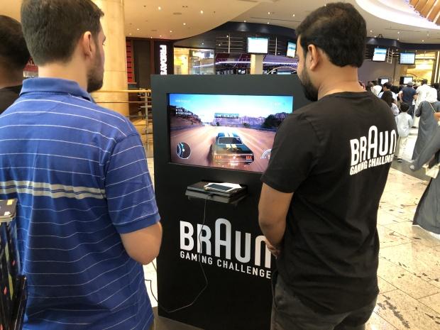 Braun Gaming Challenge