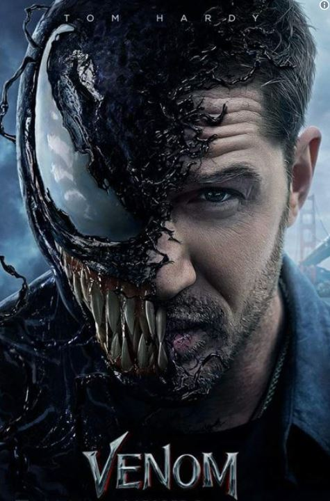 Teaser of another Marvel superhero 'Venom' out