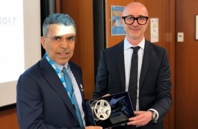 Maxion Wheels honours EGA with supplier recognition