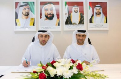 National Media Council, Abu Dhabi DCT ink tie-up