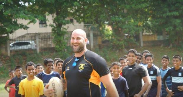 Charity rugby tour raises BD6,000...