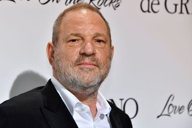 Weinstein 'believes he will be forgiven' by Hollywood
