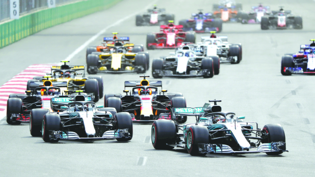 F1 rule changes to boost overtaking