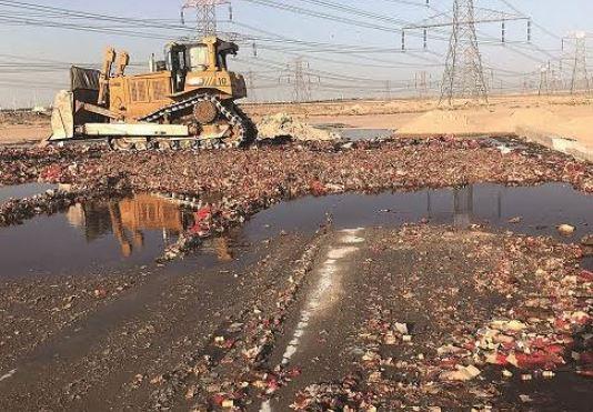 Kuwait destroys liquor worth KD10.8 million in value