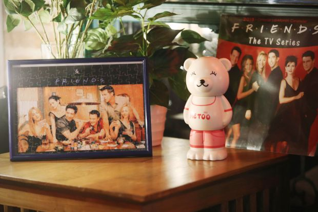 Stuck in second gear: Chinese fans ponder life without 'Friends'