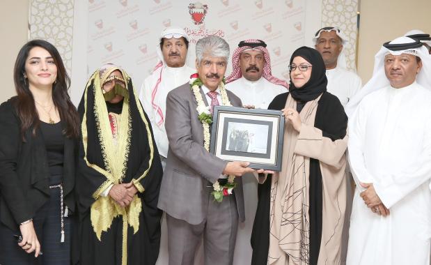 Photo Gallery: Muharraq Elderly Care Society delegation