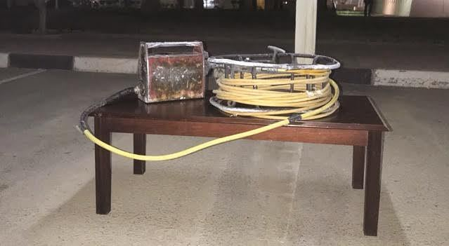 Lost radioactive device found in Kuwait