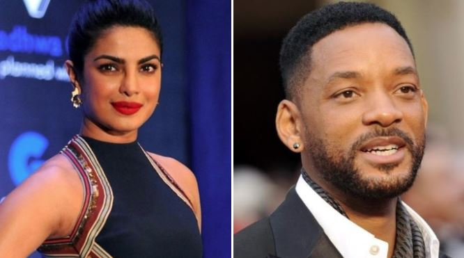 Priyanka Chopra, Will Smith to star in YouTube originals