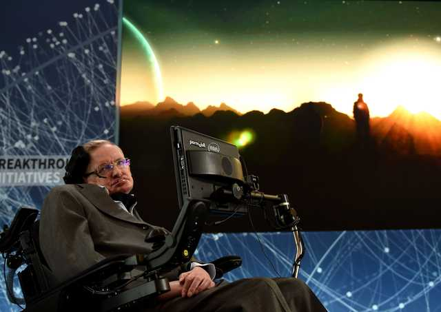 After death, Hawking cuts 'multiverse' theory down to size