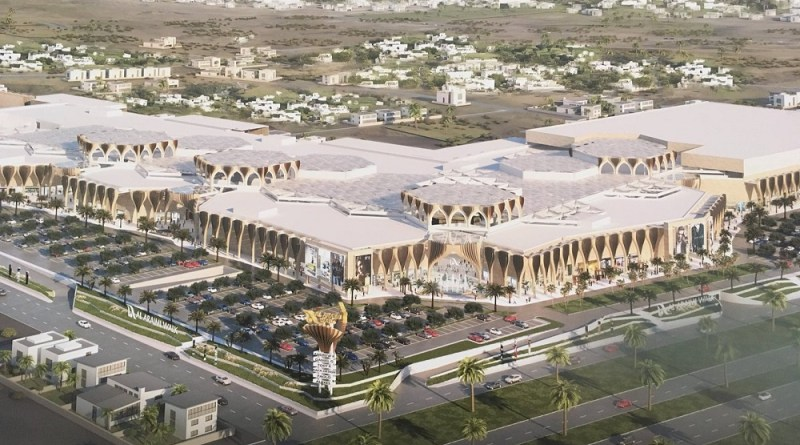 Largest shopping mall to be constructed in Oman