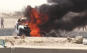 VIDEO: Two people killed in horrific head-on collision