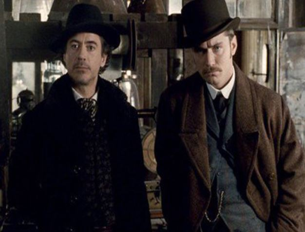 Make way for 'Sherlock Holmes 3'