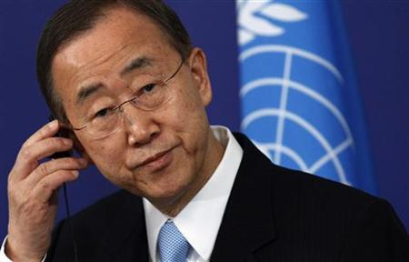 Former UN chief to address health forum