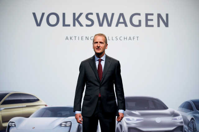 New VW CEO testified in United States on emissions scandal