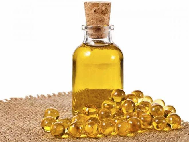 One gram fish oil a day keeps osteoarthritis pain away
