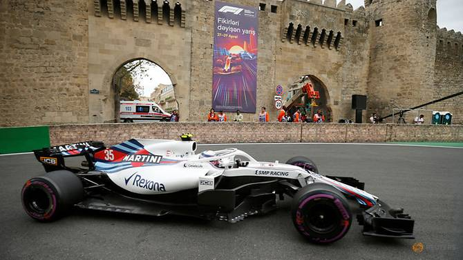 Williams fail to have Baku F1 decisions reviewed