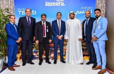 Jazeera Airways holds Georgia tourism roadshow