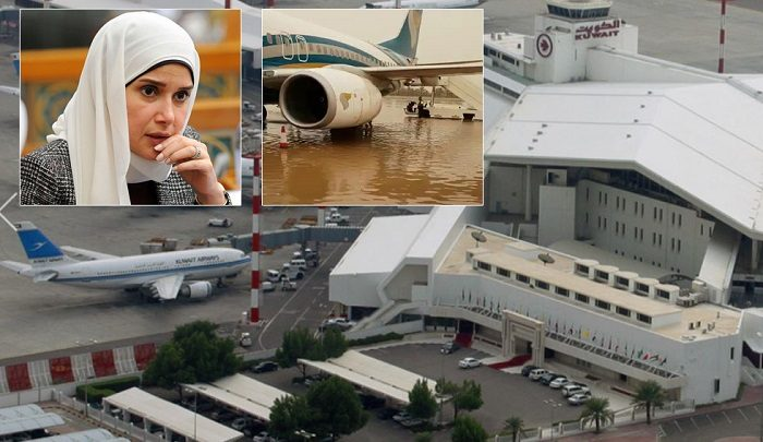 Inquiry launched into Kuwait International Airport flooding