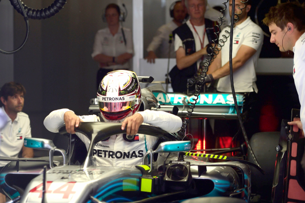 Spanish GP: Hamilton sets pace in practice