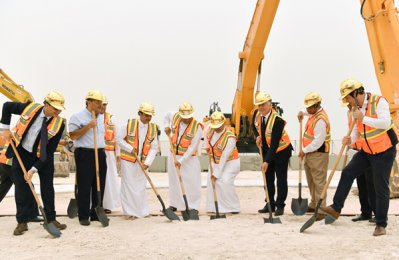 Qatar starts works on $250m tunnel project