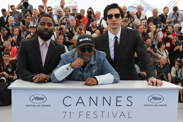 Cannes cheers Spike Lee's raging rebuke of Trump America