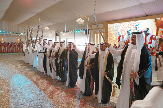 Bahrain News: PHOTOS: Tribute to the Crown Prince
