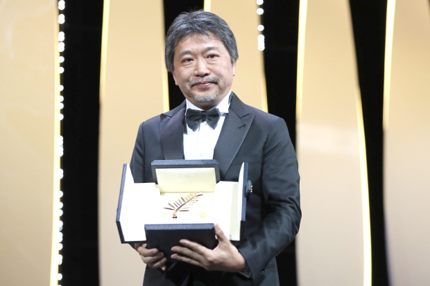 Japanese movie wins top prize at Cannes