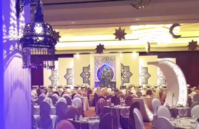 Enjoy a lavish Ramadan feast at Kuwait beach hotel