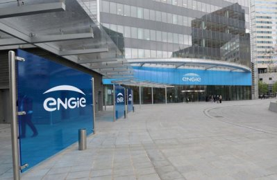 Sezad delegation tours Engie facilities in Paris