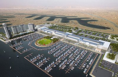 Tamdeen breaks ground on $824m waterfront project