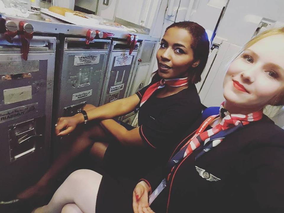 Passenger kicked off flight over racist slur towards dark-skinned stewardess