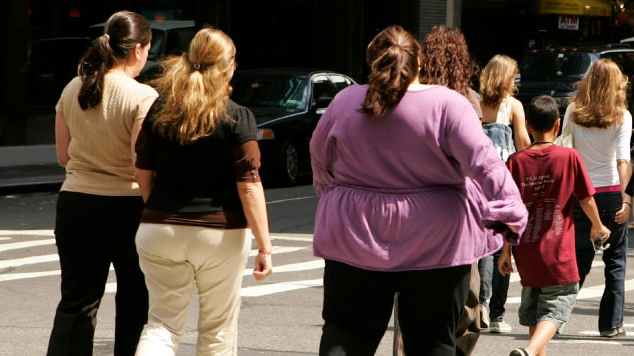 World faces 'staggering' obesity challenge says study