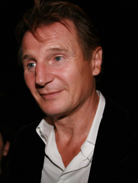 Liam Neeson to be part of 'Men in Black' spinoff