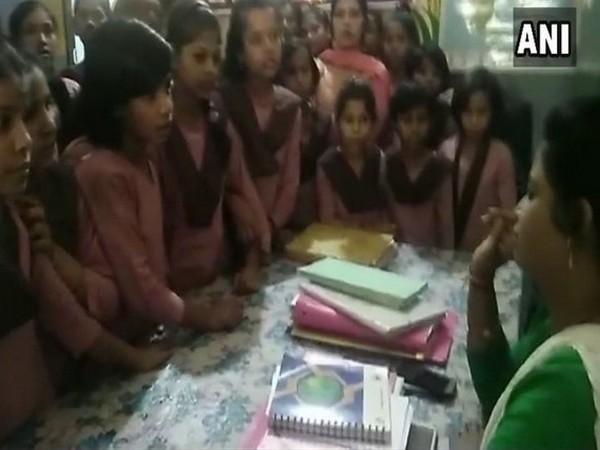 India: Uttar Pradesh school warden walks around as ghost to molest girls
