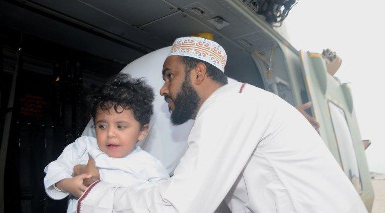 Oman bracing for tropical cyclone Mekunu