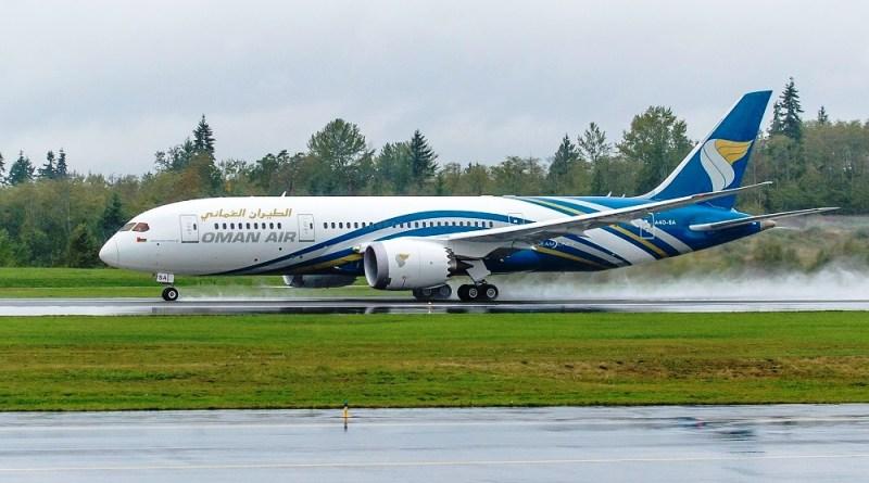 Oman Air issues cyclone alert