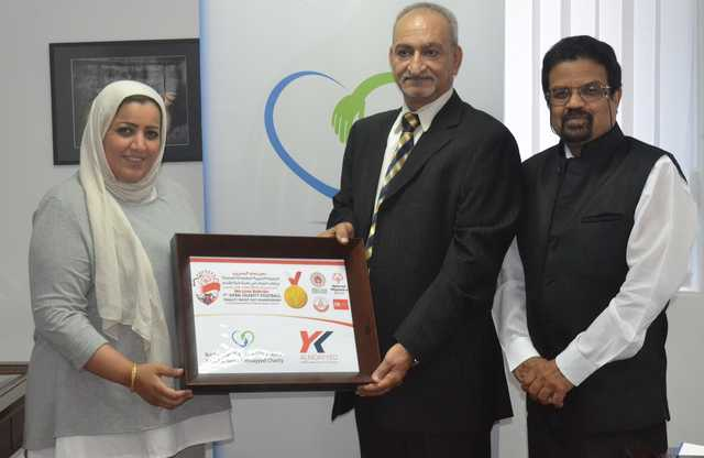 Photo Gallery: Yousif and Aysha Almoayyed Charity made its seventh financial donation