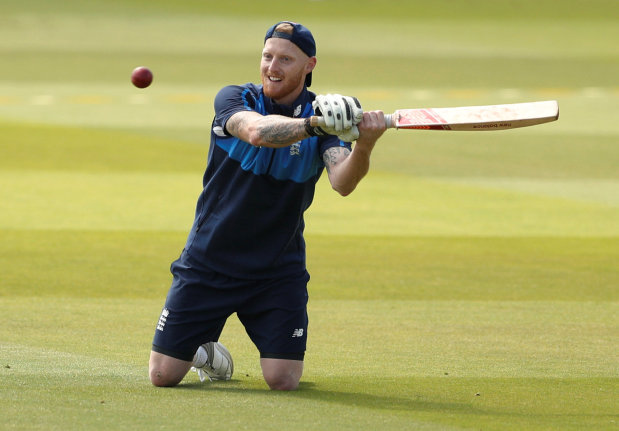 Stokes fit and ready to fire for England, says Root
