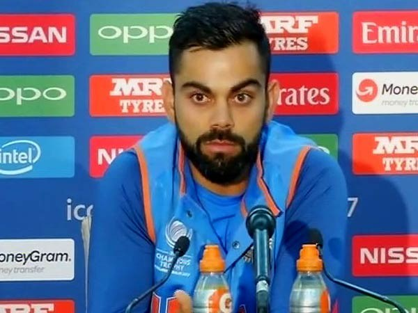 Injured Kohli to miss English county games, races to be ready for tour