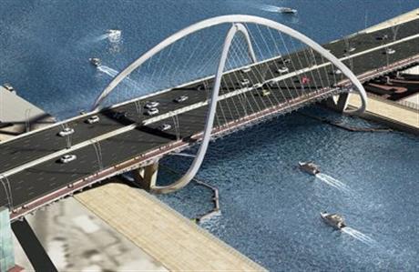 Besix unit wins infra contract for Dubai's Shindagha Bridge