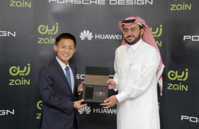 Huawei to launch Porsche Design device in Saudi Arabia