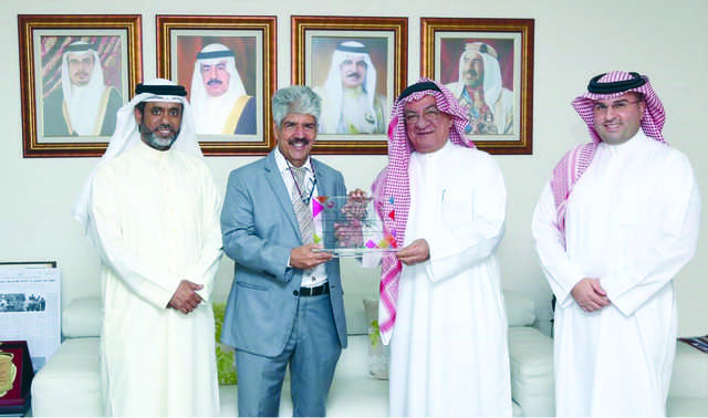 Photo Gallery: Secretary-general of RCO thanked for his efforts in making the 2018 Bahrain Sports Day a huge success