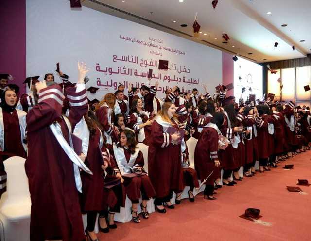 Photo Gallery: A batch of Abdulrahman Kanoo International School students celebrated their graduation ceremony
