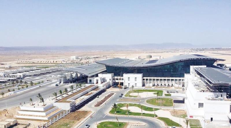 Video: Salalah airport closes as cyclone nears Oman